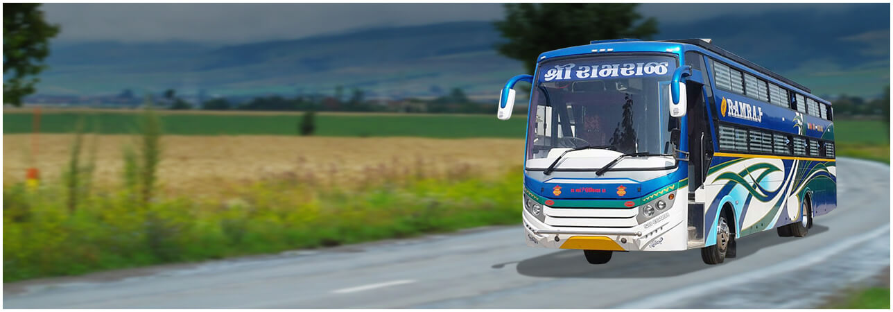 Online Bus Ticket Booking Shree Ramraj Travels